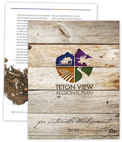 Image of Teton View Regional Plan Document